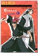 Bleach Renji/Byakuya Mini Notebook