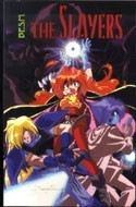 The Slayers BESM Vol. 1 English Art Book