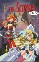 Slayers Try Supplement and Episode Guide
