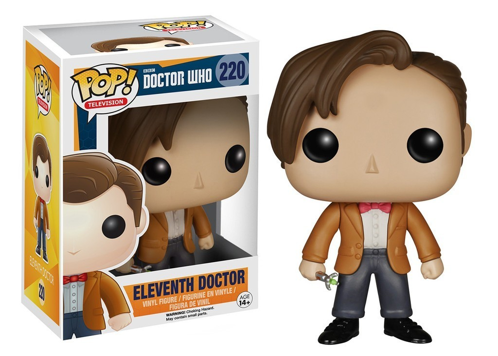 Doctor Who Eleventh Doctor Funko Pop Figure #220