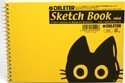 Sketch Book (B6) Mini Size Deleter