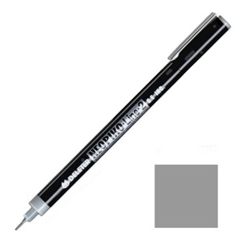 NEOPIKO-Line-2 Warm Gray Single Outline Pen Deleter