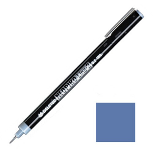 NEOPIKO-Line-2 Cool Gray Single Outline Pen Deleter