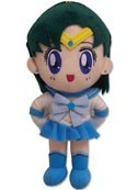 Sailor Moon 8'' Sailor Mercury Plush