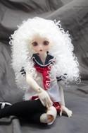 Doll Wig Mayumi - Snow White