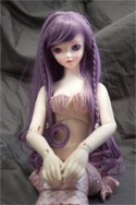 Doll Wig Kyoko - Lilac Purple
