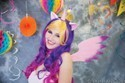 Crystal Princess 3-Color Wig - Designed By Yaya Han