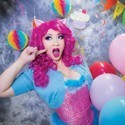Party Pink Wig - Designed By Yaya Han