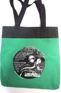 Bleach Shonen Jump Green Viz Tote Bag