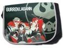 Tengen Toppa Gurren Lagann Group Messenger Bag