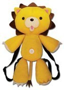 Bleach 15'' Kon Plush Back Pack