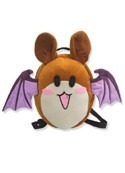 Rosario Vampire 12'' Bat Plush Back Pack