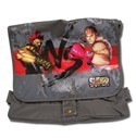 Street Fighter Akuma Vs. Ryu Messenger Bag