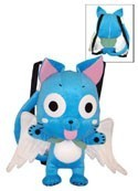 Fairy Tail Happy Plush Back Pack