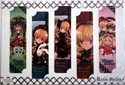Rozen Maiden Paper Bookmark Set