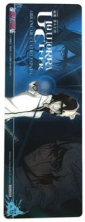Bleach Ulquiorra Plastic Trading Book Mark