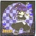 D.Gray-Man Kanda Microfiber Mini Towel