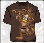 Kingdom Hearts T-Shirt Halloween Town Donald