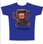 Domo-Kun T-shirt Jumpin