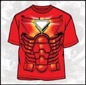 Marvel T-Shirt Iron Man Costume