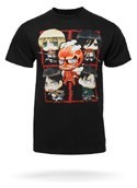 Attack on Titan Chibi T-Shirt