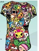 Tokidoki Collage T-Shirt