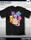 My Little Pony Mane Six Group T-Shirt