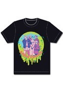 Hetalia Axis Powers Round Group T-Shirt