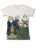 Hetalia Axis Powers Group Junior's T-Shirt