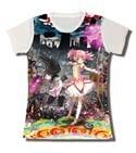 Puella Magi Madoka Magica Full Color Homura and Madoka Junior's T-Shirt