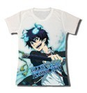 Blue Exorcist Rin Junior's T-Shirt