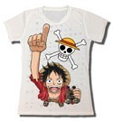 One Piece Luffy Junior's T-Shirt