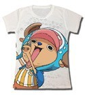 One Piece New World Chopper Junior's T-Shirt
