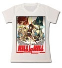 Kill La Kill Group White Junior's T-Shirt