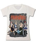 Fairy Tail Group Junior's T-Shirt
