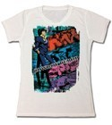 Cowboy Bebop Spike White Junior's T-Shirt