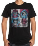 Tokidoki X Marvel Villains T-Shirt Adult