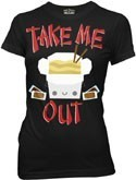 Kawaii Not Take Me Out T-Shirt