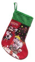 Naruto Christmas Party Stocking
