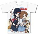 Kill La Kill Ryuuko and Mako Full Color Men's T-Shirt