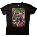 Big Bang Theory Bazinga Comic Cover T-Shirt