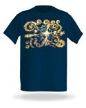 Doctor Who Van Gogh Tardis T-Shirt