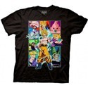 Dragonball Z Group T-Shirt