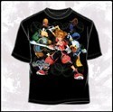 Kingdom Hearts Sora Valor Form T-Shirt