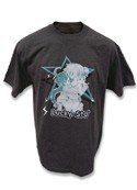 Lucky Star Kagami and Konata T-Shirt