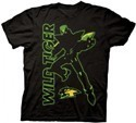 Tiger and Bunny Wild Tiger T-Shirt