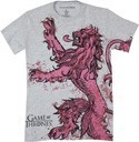 Game of Thrones Lannister T-Shirt Gray