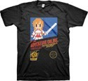 Sword Art Online Adventure Online Parody T-Shirt