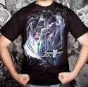 Star craft Kerrigan T-Shirt Black Men's