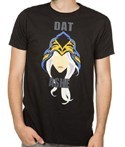 League of Legends Dat Ashe Black Men's T-Shirt